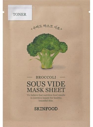 Skinfood Broccoli Sous Vide Mask Sheet Renksiz